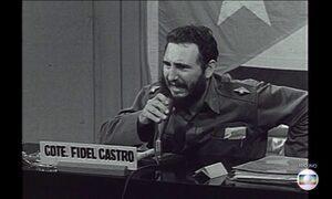 Fidel Castro completa 90 anos de idade