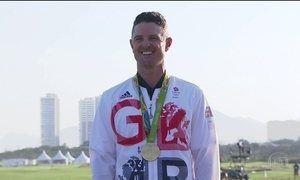 Britânico Justin Rose fatura o outro no golfe olímpico
