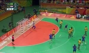 Brasil é eliminado pela Holanda no handebol feminino