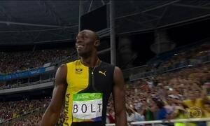 Usain Bolt conquista nove ouros em três Olimpíadas seguidas