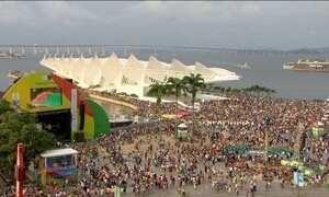 Turistas deixam o Rio cheios de elogios à cidade