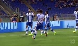 Mônaco e Porto garantem vaga na fase de grupos da Liga dos Campeões