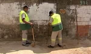 Força-tarefa procura ligações clandestinas de água em Fortaleza