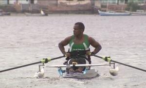 Renê Pereira é esperança de medalha na canoagem na Paralimpíada do Rio
