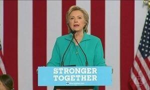 Trump e Hillary trocam acusações e xingamentos na campanha eleitoral dos EUA