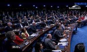 Senadores fazem perguntas à Dilma Rousseff