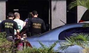 PF faz operação para prender quadrilha de traficantes de drogas