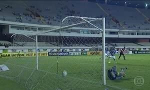 Confira os gols desta sexta-feira (9) da Série B do Brasileirão