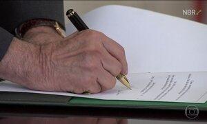 Temer assina ratificação do Acordo de Paris que limita aquecimento global