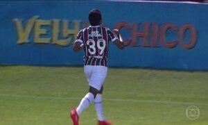 Fluminense vence o Atlético-MG em jogo de seis gols