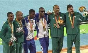 Atletismo é destaque do Brasil na Paralimpíada