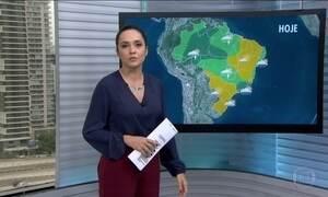 Veja a previsão do tempo para todo o Brasil nesta sexta-feira (16)