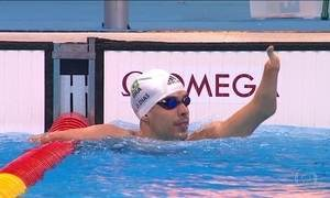 Daniel Dias conquista 22ª medalha em Paralimpíadas