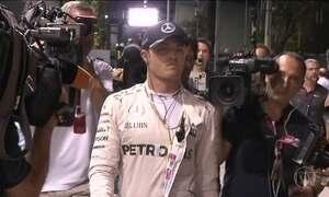 Mercedes podem enfrentar concorrência na Fórmula 1 de Cingapura