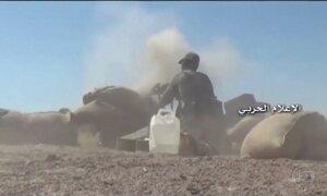 Bombardeio americano pode ter matado 80 soldados das forças do governo sírio