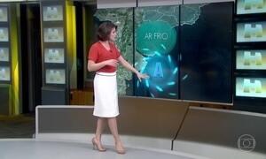 Previsão é de tempo frio no Rio Grande do Sul