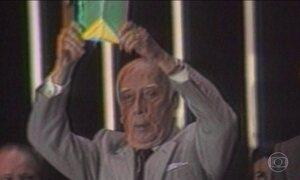 Democracia festeja os cem anos de nascimento de Ulysses Guimarães