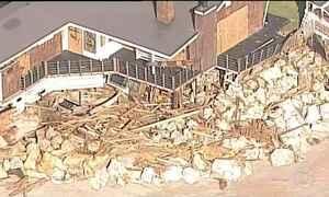 Furacão Matthew perde força e é rebaixado à categoria de ciclone pós-tropical