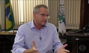 Secretário de Segurança do Rio pede demissão depois de 10 anos