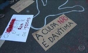 Polícia do Rio procura motorista de ônibus que fugiu após atropelar ciclista
