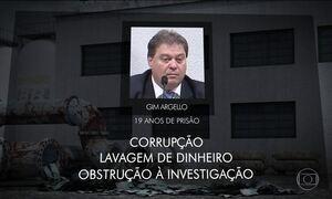 Sérgio Moro condena o ex-senador Gim Argello a 19 anos de prisão