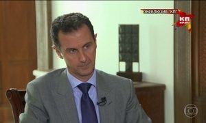 "Bashar Al-Assad diz que vai manter ""limpeza"" na cidade de Aleppo"