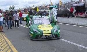 Curitiba recebe a 9ª etapa da temporada da Stock Car