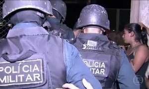 PM de Roraima realiza contagem de presos em penitenciária