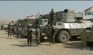 Forças lideradas pelo Iraque avançam na retomada de Mossul