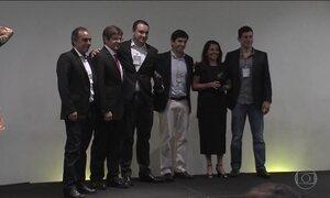 Estúdio especial da Globo no Parque Olímpico dos Jogos do Rio ganha prêmio de arquitetura