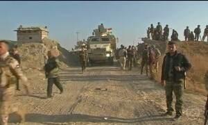 Batalha para recuperar Mossul está avançando rapidamente