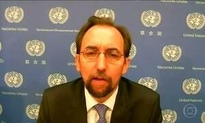 ONU diz que bombardeios à Aleppo são crimes de proporções históricas