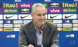 Técnico Tite convoca a Seleção para as Eliminatórias da Copa