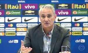 Veja a convocação da seleção brasileira para o jogo contra a Argentina