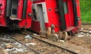 Acidente com trem lotado mata mais de 70 pessoas e fere 600 em Camarões