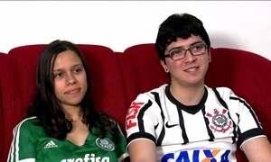 Últimas rodadas do Brasileirão provocam situações inusitadas entre as torcidas