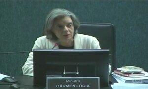 Presidente do STF defende a Justiça das críticas feitas por Renan Calheiros