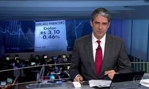 Dólar tem a menor cotação em mais de um ano