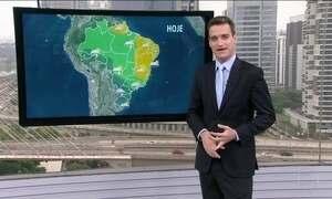 Previsão é de chuva forte e ventanias no Sul do Brasil