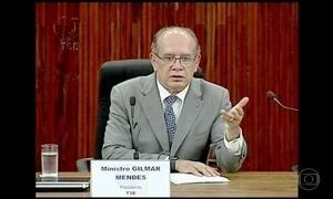 Presidente do TSE faz balanço do segundo turno das eleições