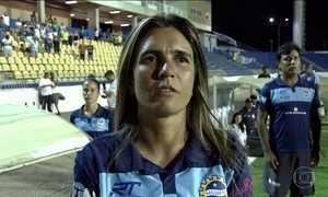 Pela 1ª vez, seleção brasileira feminina de futebol terá uma treinadora