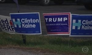 Pesquisas mostram que não há favorito nas eleições americanas