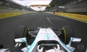 Circuito de Interlagos é preparado para carros andarem ainda mais rápido