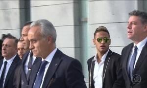 Justiça espanhola decide dar prosseguimento a processo contra Neymar