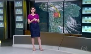 Previsão é de pancadas de chuva no Rio Grande do Sul
