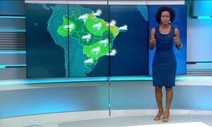 Veja a previsão do tempo para quinta-feira (17) no Brasil