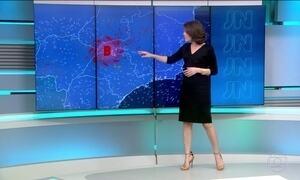 Veja a previsão do tempo para terça-feira (22) no Brasil