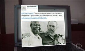 Líderes de vários países comentam a morte de Fidel Castro
