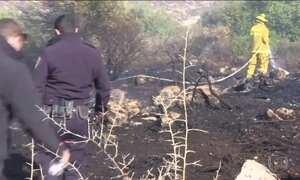Bombeiros de Israel declaram que incêndios no país estão controlados