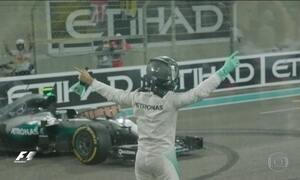 Hamilton vence, mas Rosberg fica com o título mundial de F1 de 2016